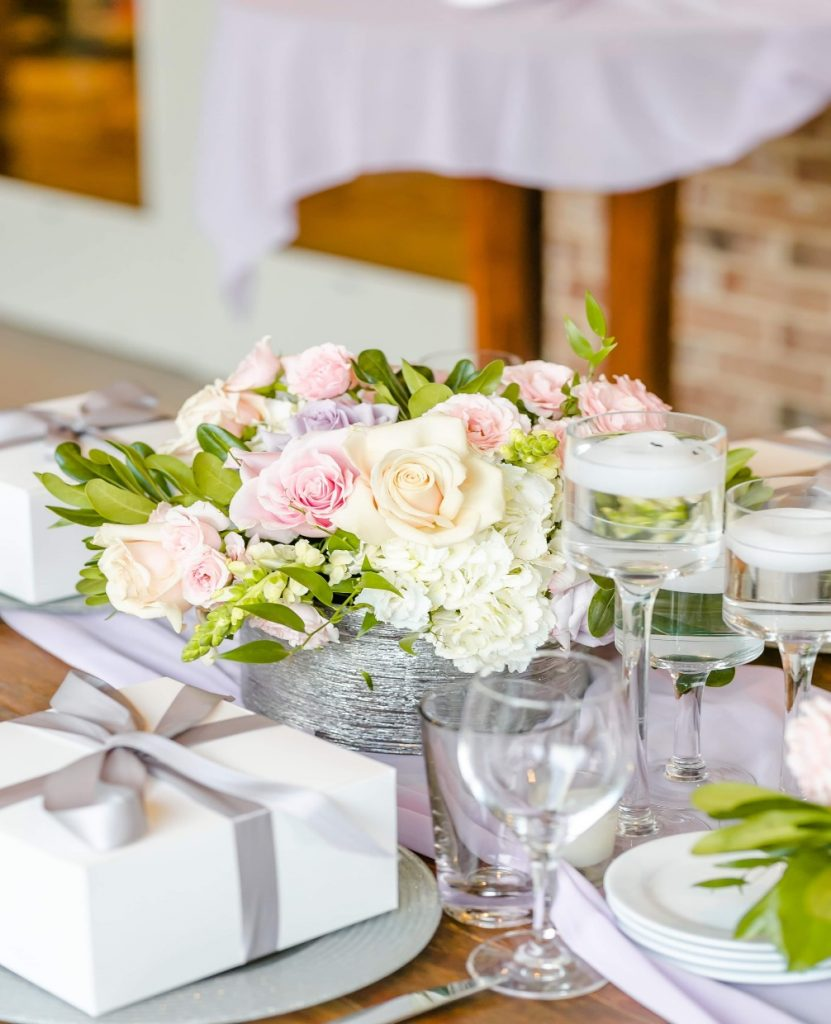 Event Tablescape Design